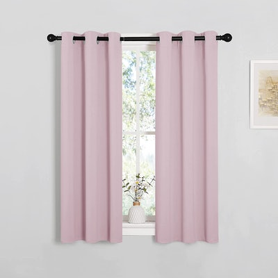 NICETOWN Blackout Curtain Panels (2-Pack)