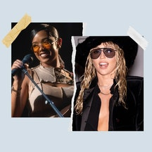 H.E.R and Miley Cyrus