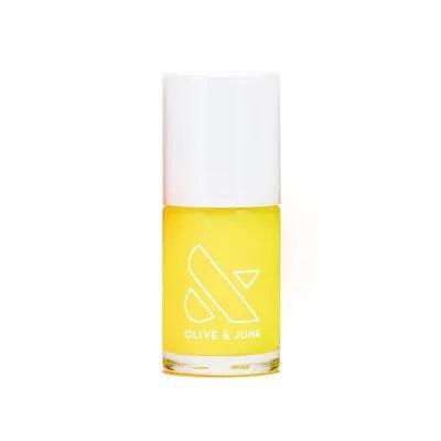 Nail Polish In Lemony Lemon