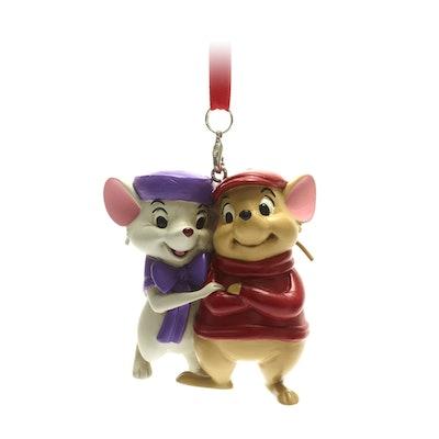 Bernard and Bianca Hanging Ornament