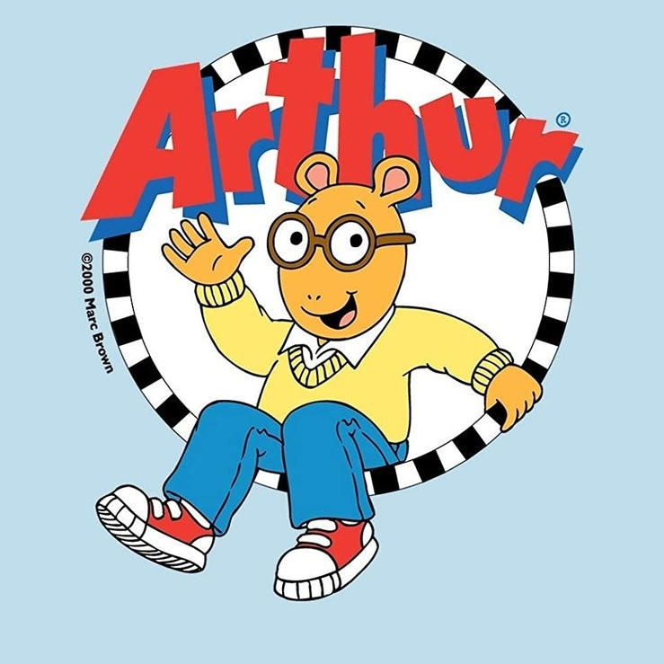 The theme song for 'Arthur' has been covered by Chance The Rapper, Ziggy Marley and more.
