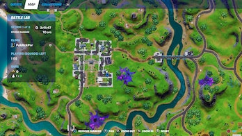 fortnite spray can location 4 map