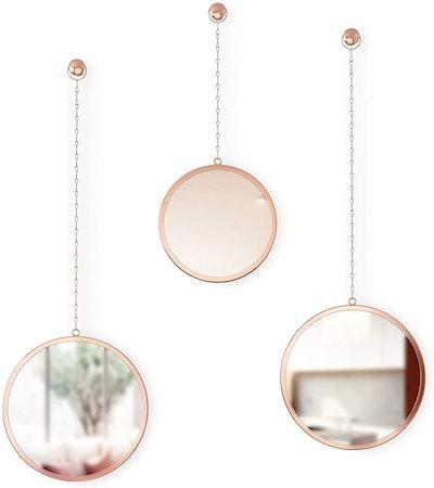 Umbra Decorative Mirrors (3-Piece)