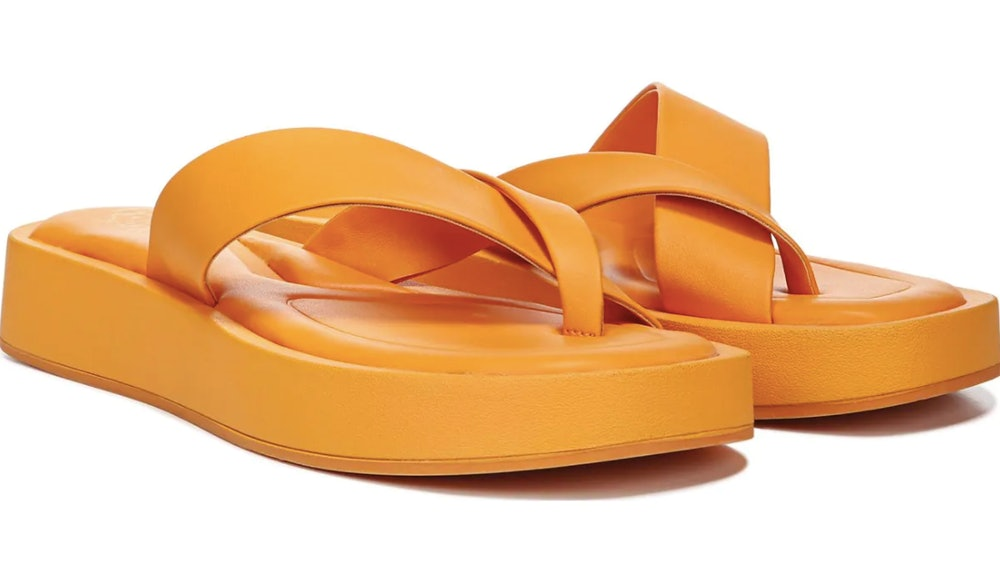 Franco Jonas Platform Flip Flop Sandal