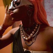 Reframed: Bree Runway performs Hot Hot, Inspired by Linder for Tate Collective