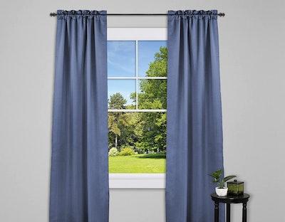 Kenney Kendall Standard Decorative Window Curtain Rod