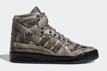 Adidas x Jeremy Scott Forum Hi