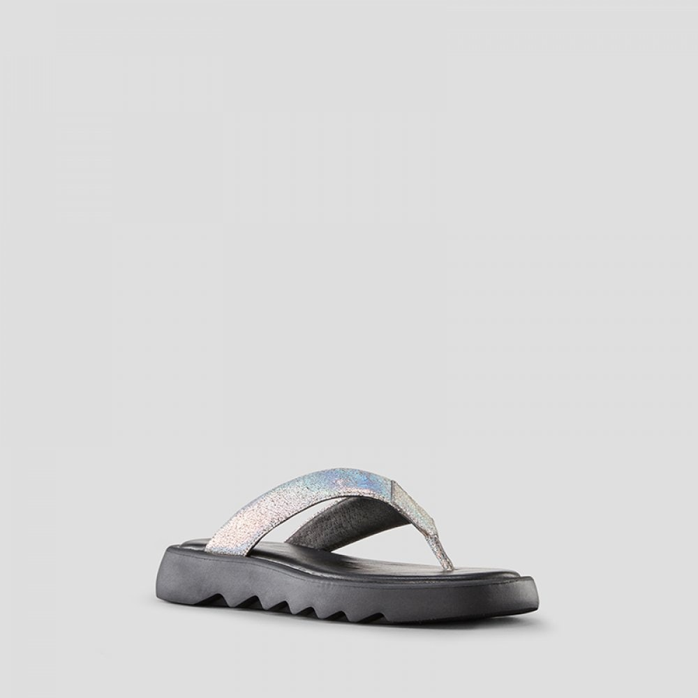 Jacy Leather Sandal