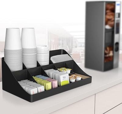 Mind Reader Coffee Condiment Organizer