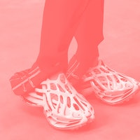 Asics' futuristic concept shoes look even wilder than Yeezy Foam Runners