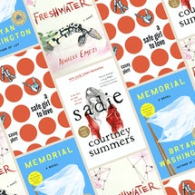 'Memorial,' 'Freshwater,' 'Sadie,' and 'A Safe Girl to Love' are among the books LGBTQ+ authors recommend.