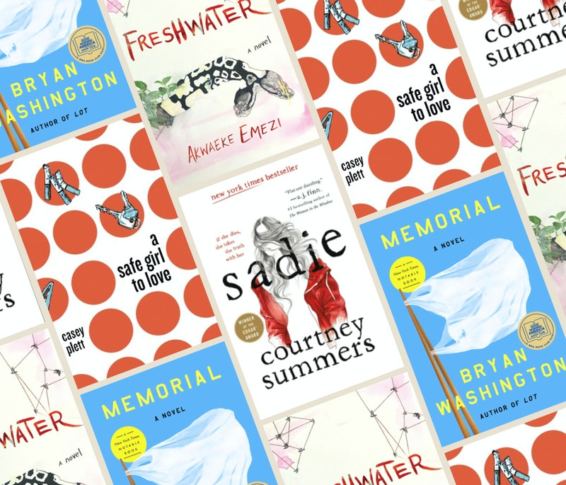 'Memorial,' 'Freshwater,' 'Sadie,' and 'A Safe Girl to Love' are among the books LGBTQ+ authors reco...