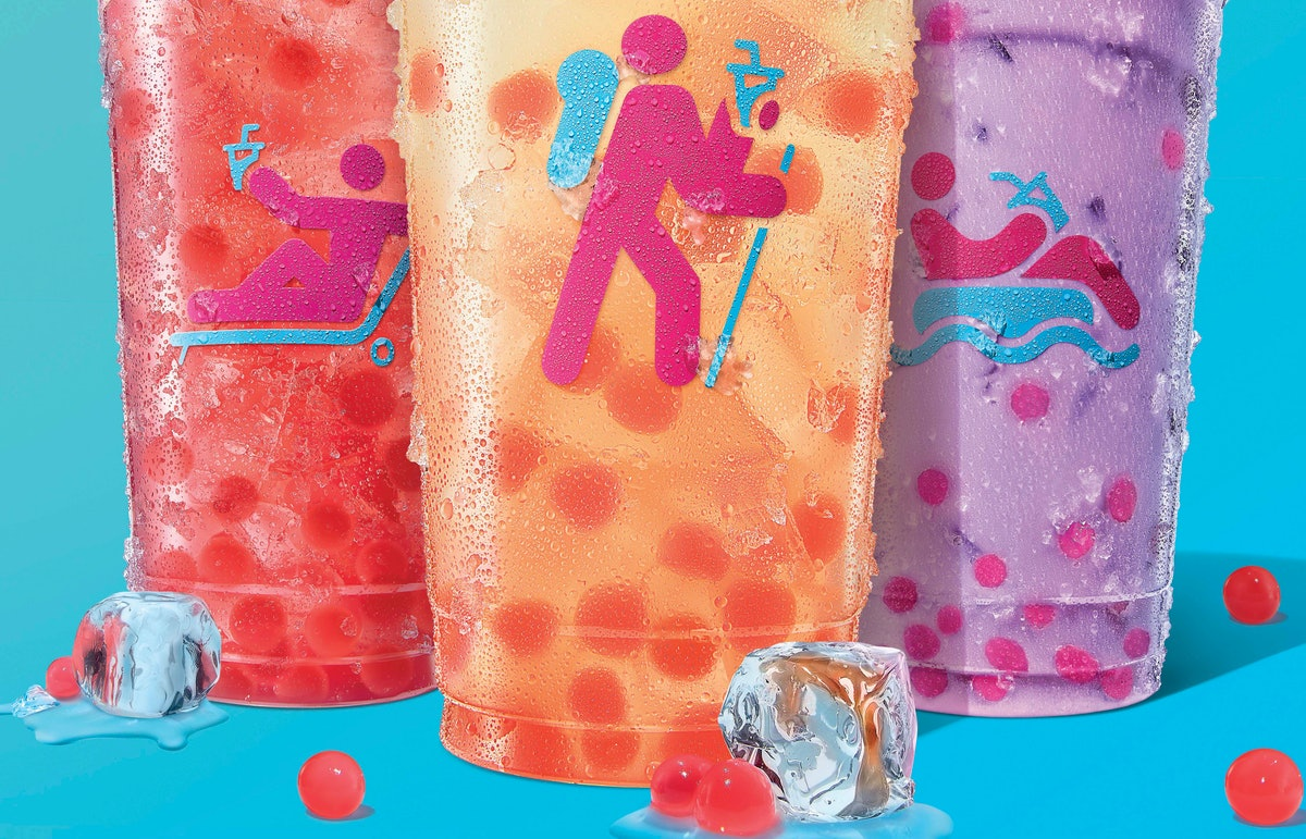 The price of Dunkin's Popping Bubbles makes it an easy add to your favorite drinks.