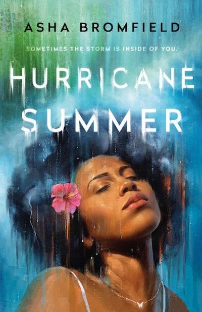 'Hurricane Summer' by Asha Bromfield
