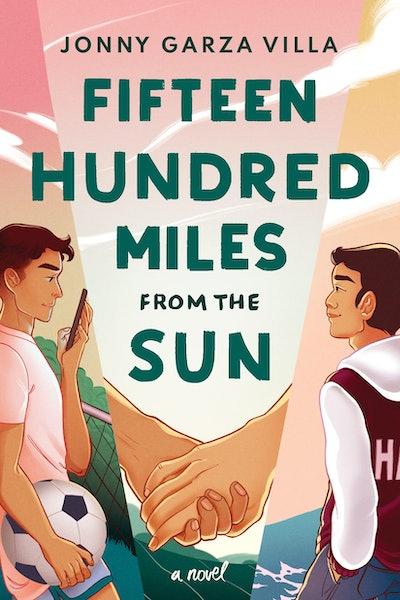 'Fifteen Hundred Miles from the Sun' by Jonny Garza Villa