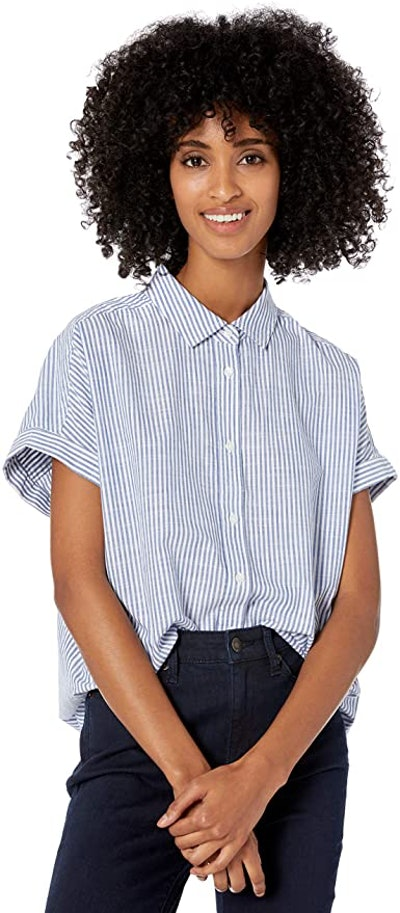 Goodthreads Washed Cotton Shirt