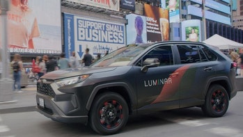 Luminar is developing sensor systems for self-driving cars that are sleek and unobtrusive.