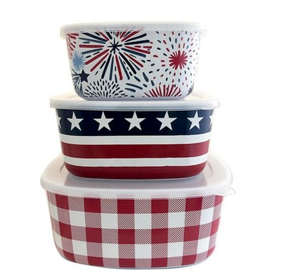 Celebrate Americana Together Stacking Container Set