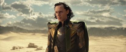 'Loki' contains several MCU Easter eggs, including an 'Iron Man' one. Photo via Marvel Studios