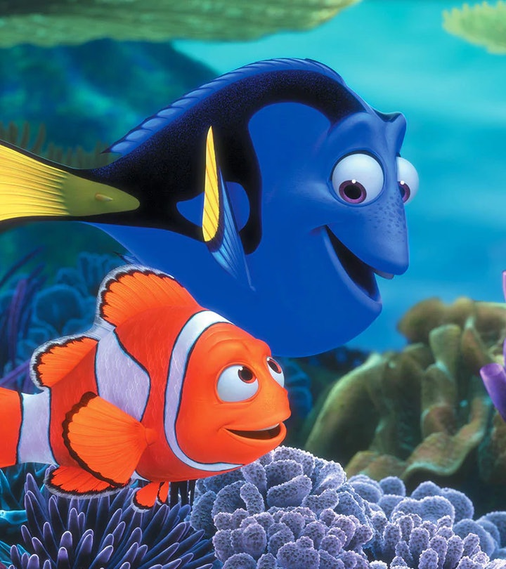 'Finding Nemo' is just one of many ocean-themed movies to watch with your kids.