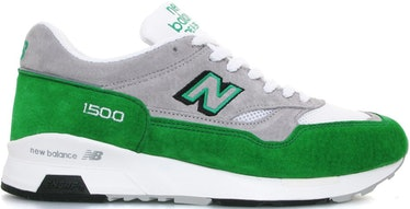 Sneakersnstuff x New Balance 1500 RGB Pack in green