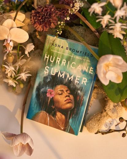 Asha Bromfield recently published 'Hurricane Summer,' a YA novel.