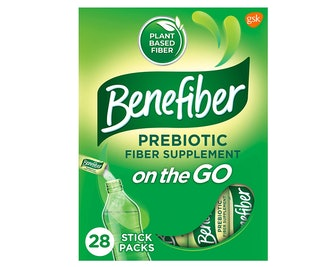 Benefiber On the Go Prebiotic Fiber Supplement (28 Sticks)