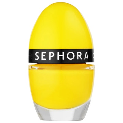 Sephora Color Hit Mini Nail Polish In Yellow Car
