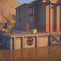 'Fortnite' graffiti wall and spray can locations for Week 2 Challenges