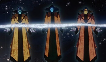 Loki Time Keepers TVA Power Broker theory