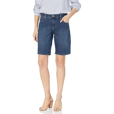 LEE Relaxed-Fit Bermuda Shorts
