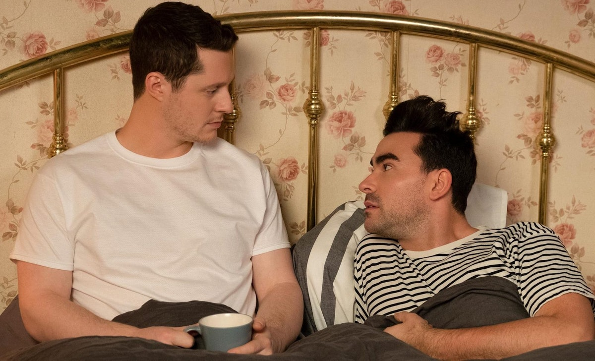 David and Patrick's relationship on 'Schitt's Creek' made them a fan-favorite couple.