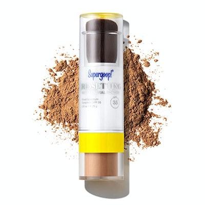 Supergoop! (Re)setting 100% Mineral Powder