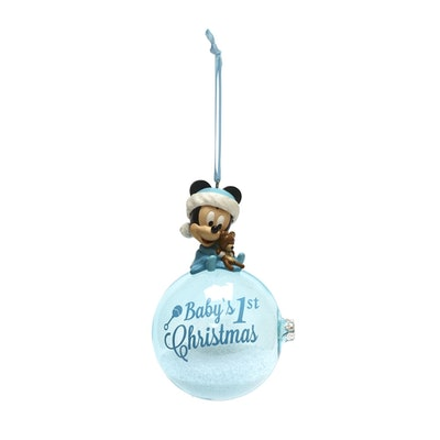Mickey Mouse First Hanging Ornament