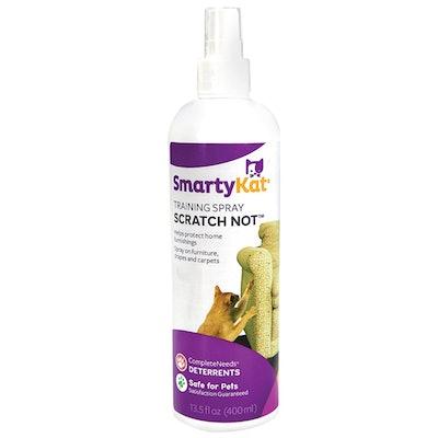 SmartyKat Anti Scratch Training Spray, 13.5 Oz.
