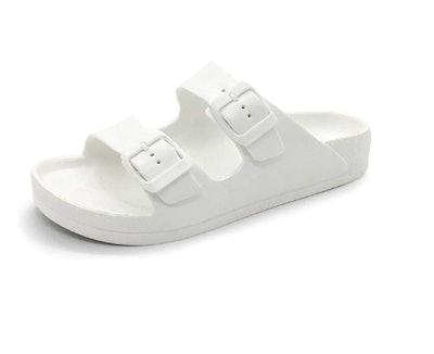 FUNKYMONKEY Comfort Slides Double Buckle
