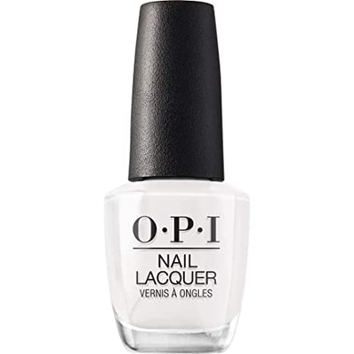OPI Nail Lacquer in Alpine Snow