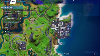 fortnite spray can location 1 map