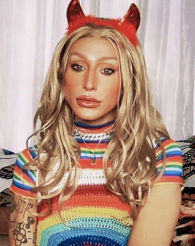 Biblegirl drag queen