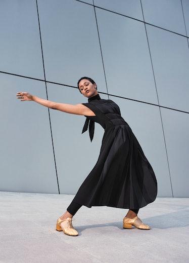 Dancer Tania Dimbelolo