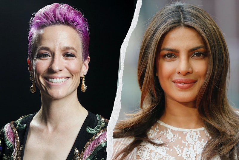 Victoria's Secret is ditching its angels and tapping trailblazing women like Megan Rapinoe and Priya...