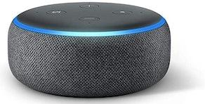 Echo Dot (3rd Gen) Smart Speaker With Alexa