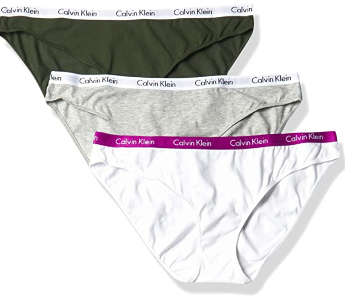 Calvin Klein Carousel Logo Cotton Bikini Panty