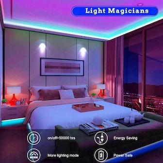 Keepsmile Color Changing LED Lights