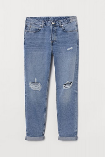 Boyfriend Low Jeans