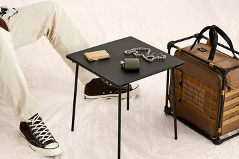 Helinox's Tactical Collection is a line of ultralight, portable furniture for taking the office with...