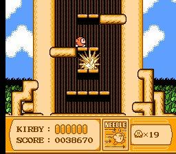 kirby's adventure needle power