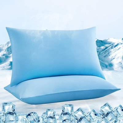 LUXEAR Ultra Cooling Pillowcases (2-Pack)
