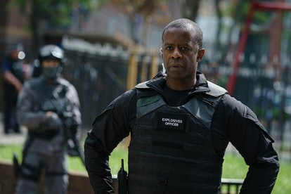 Adrian Lester in ITV's 'Trigger Point'