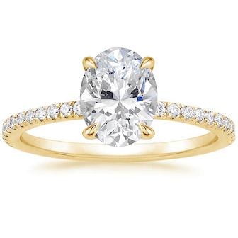 Luxe Viviana Diamond Engagement Ring